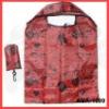 190T polyester pocket foldable bag