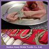 NP002A pink Imitation silk table napkin