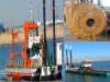 2500m3/h sludge dredger for sale