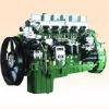 dumper truck engine