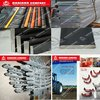 JISG4801 SUP9 Spring Steel Flat Bar for truck leaf spring