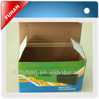 Tap cutting packaging box/folding storage boxes
