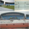 T-01 Modular Polypropylene Temporary Stadium Turf Protection Floors