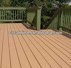 150x25mm imitation wood composite deck
