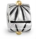 wholesale fashion silver and gold plated charms