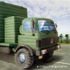 military car dummy
