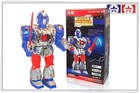 B/O Robot plastic toys with Action, English speech & light 861A
