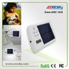 Promotional gift pocket solar fm radio