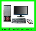 17Inch Desktop Computer with LCD Monitor intel core cpu DJ-C002