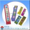 Button sound module for talking books