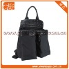 Promotional fashion hand/backpack bag with rivets for ladies