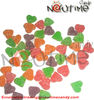 heart shape jelly candy