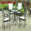 Concrete garden furniture of recycled plastic cement outdoor furniture 1027#-6027#