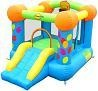 Amusement inflatable slide bouncer inflatable castle
