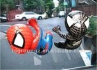 SPIDERMAN FANS GIFT CAR WINDOW SUCKER TOY FIGURE