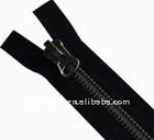 5# zinc alloy zipper c/e thumb slider
