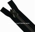 5# zinc alloy zipper c/e thumb slider