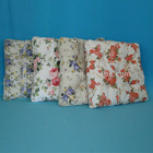 100% Cotton Printed Wicker Rocking Chair Cushions