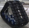 tractor rubber track conversion system all season