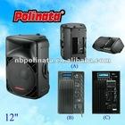 """High Quality Speaker System 12"""" Pro Speaker PP-2512"""