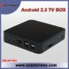 Google Android 2.3 built-in-wifi Internet TV receiver box(EW-AP1801)
