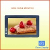 7.0'' USB Touch Monitor/USB powered