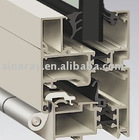 rubber strip for window and curtain wall