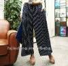 2012 New spring Korean loose large size leisure waist Women harem pants / wide leg pants =JD-KZ068