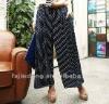 2012 New spring Korean loose large size leisure waist Women harem pants / wide leg pants =JD-KZ068