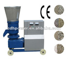 DKL wood pelletizer/sawdust pellet mill/straw pellet grinding machine