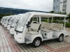2012 latest Commercial Type Electric Shuttle Bus