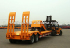 LOW BED SEMI-TRAILER 40T 2 AXLES