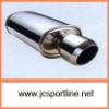 stainless steel car universal muffler