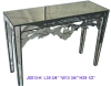 French style wholesale mirrored console table