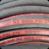 Wire braid reinforcement hose SAE100R2AT