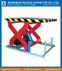 Hydraulic lifting platform (lift table)