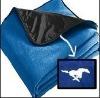 Polyester Waterproof Comfortable Picnic or satdium Blanket