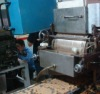 Production line for cube sugar