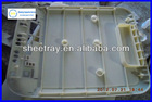 square abs panel machining service