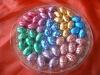 Sweet chocolate egg
