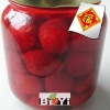 canned strawberry - canned fruit