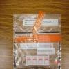 Tamperproof bag sealing tape material