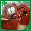 2012 Simple operation high efficiency sand washing machine for sand production line
