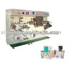 plastic tube making machine