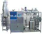 UHT Pipe sterilizer