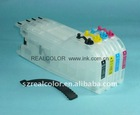 hot selling/cheap long refillable ink cartridge for LC79/LC75/LC1240/LC1280