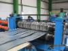 high precision hot rolling coil uncoiling and slitting line