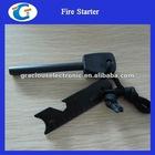 Outdoor flint fire steel starter