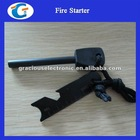 Outdoor flint fire steel starter