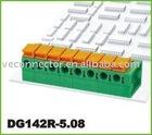 5.08mm terminal block,dip to pcb